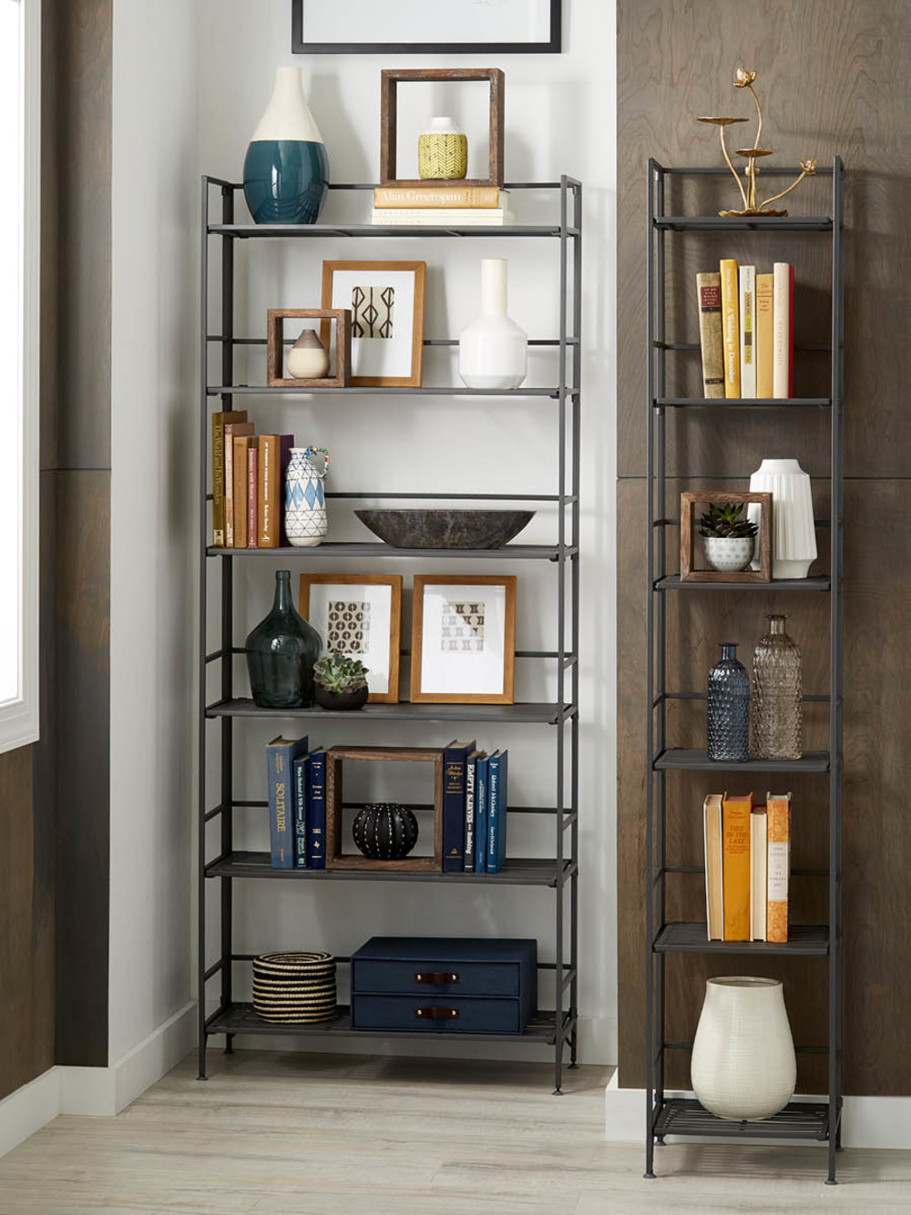 Bookcase tower
