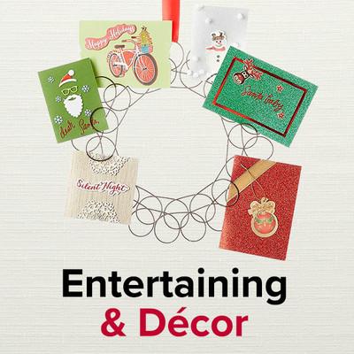 Holiday Entertaining & Décor