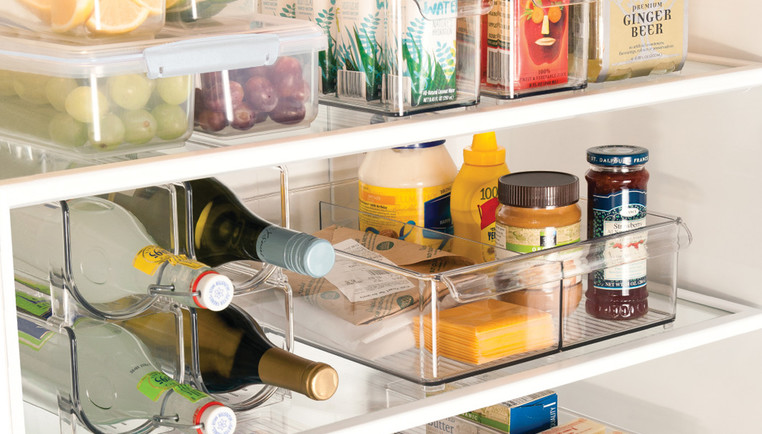 5 Tips To Organize Your Fridge U0026 Cabinets