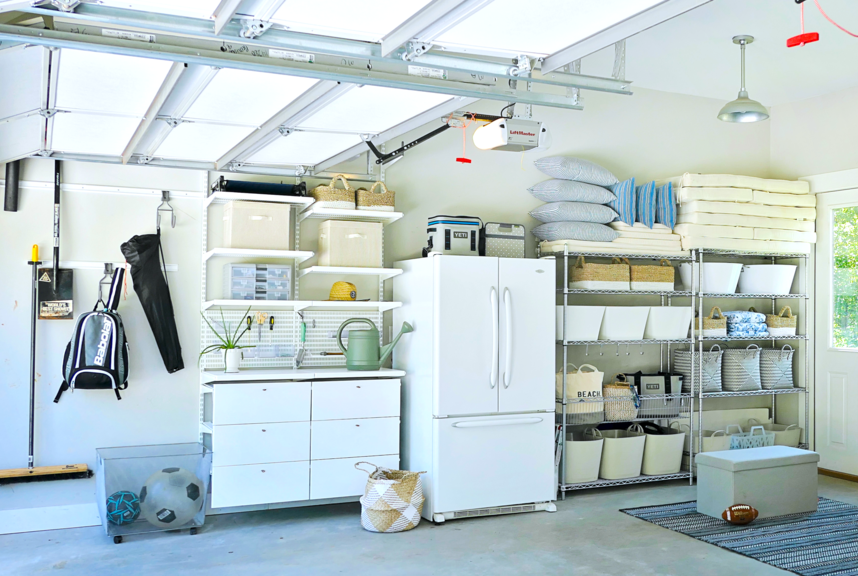 Guest Blogger: The Ultimate Garage Makeover With SwatchPop! - Image