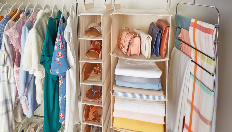 Merveilleux Closet Space Savers: Maximizing Your Closet Space