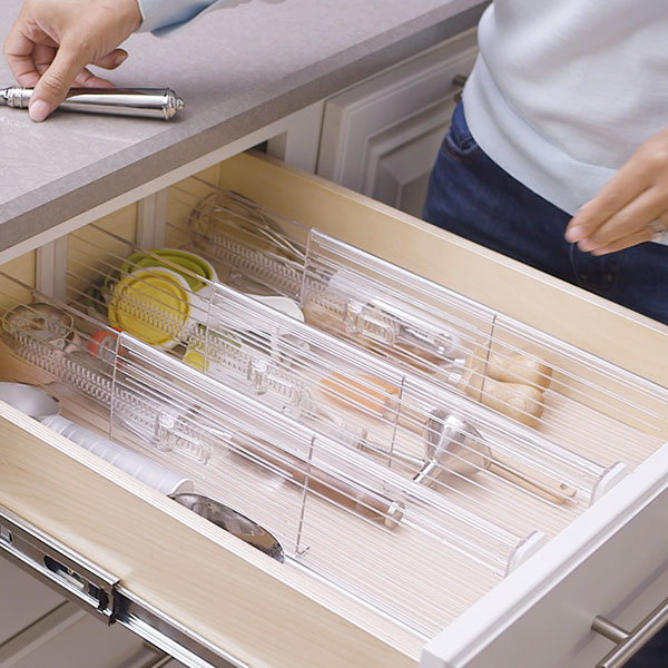 Step 3: Choose Your Organizers - Drawer Dividers