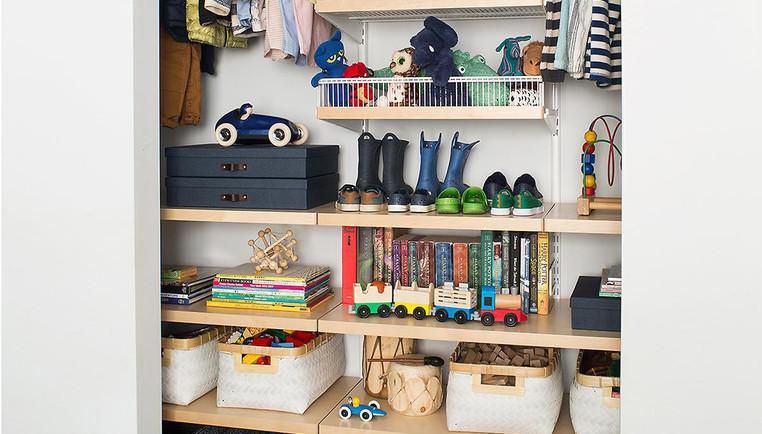 Organize Decorative Ideas for Your Nursery