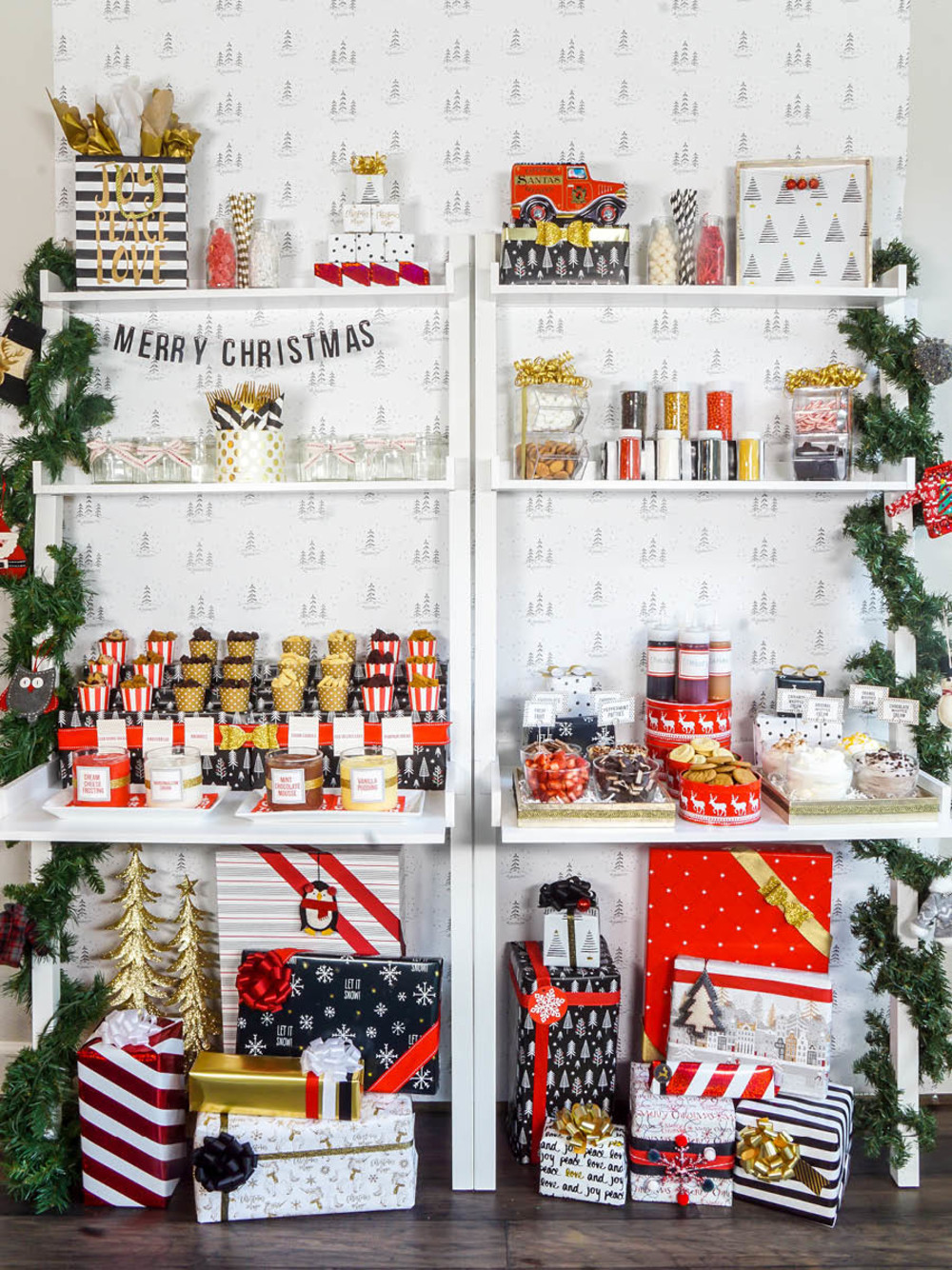 Christmas Party Ideas: DIY Trifle Bar | Container Stories