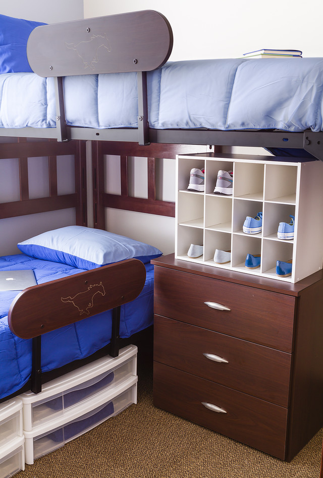 Decked Out Organized Dorm Container Stories