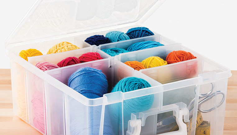 The Dos and Don'ts of Storing Yarn