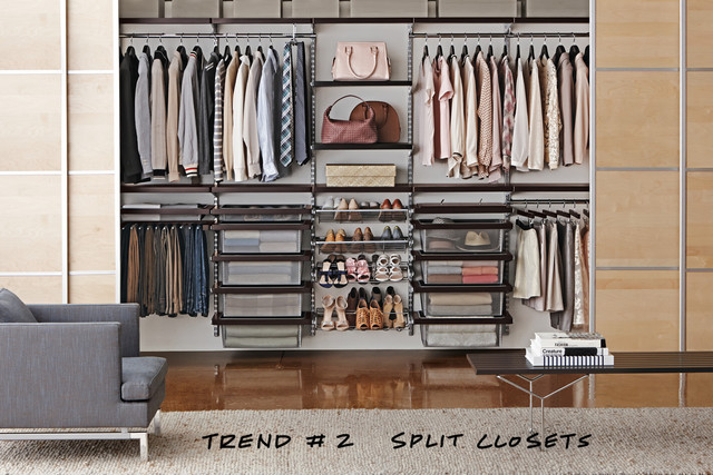 What The Best Dressed Closets Are Wearing This Fall Container Stories