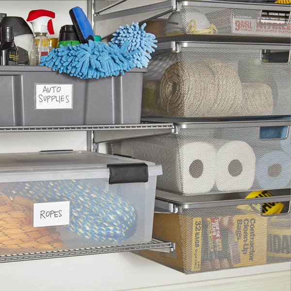 Step 5: Organize Items On Shelves