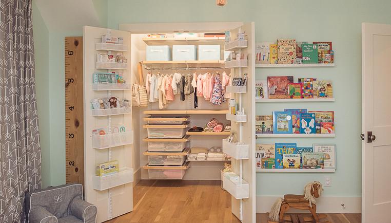 Baby Closet Organization Ideas How To Organize A Baby Closet The