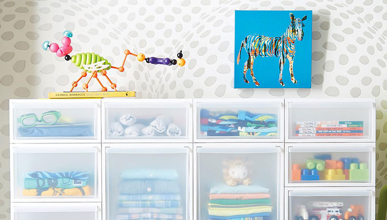 Toy Storage Ideas The Container Store