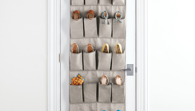 Shoe Storage Ideas for College & Dorms