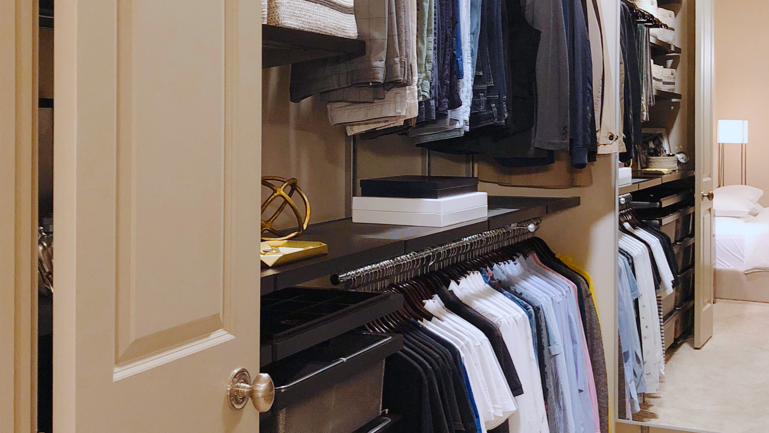 how organize your closet genius organizer in by room sophia lee dorm college organization ways to