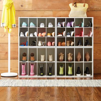 Closet Essentials & Shoe Storage