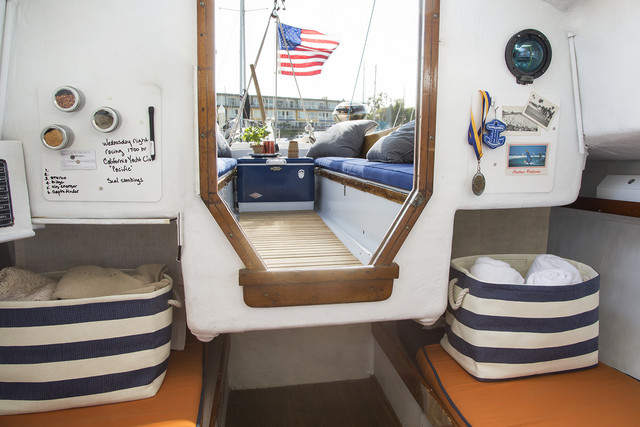 Sail Away With Me Container Stories