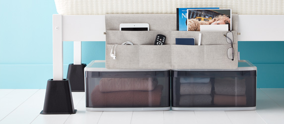 Organize Your College Dorm Room