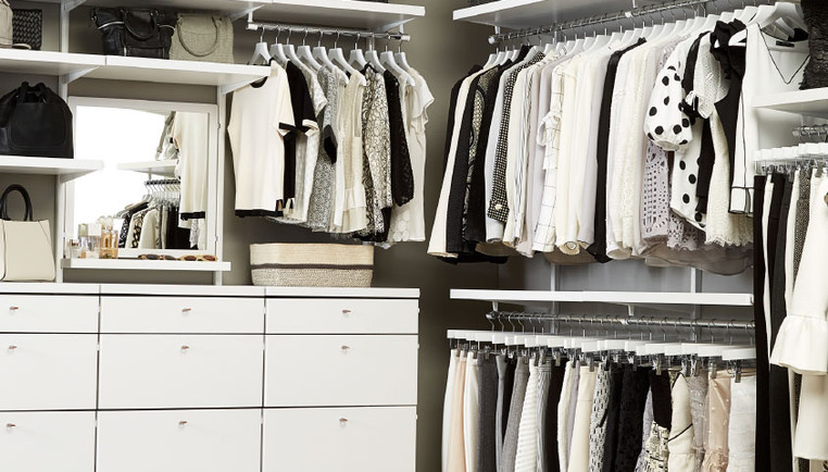 How To Customize Your Closet