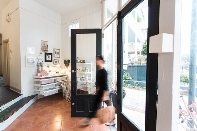 Neat & Noteworthy: A Sweet Charleston Paper Boutique Gets A Makeover