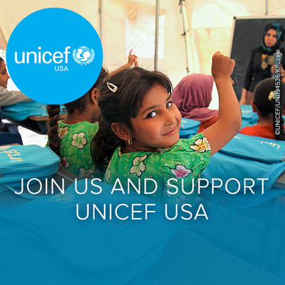 Join Us and Support UNICEF USA