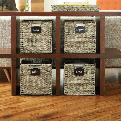 Decorative Bins & Baskets