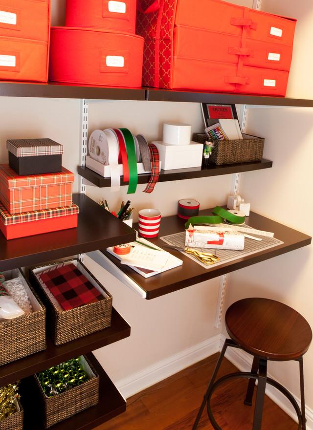 Ken Tremback S Winter Wonderland Of Christmas Storage