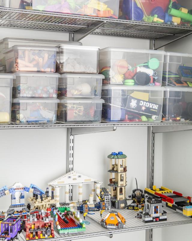 Storage Tricks for Beloved Little Bricks | Container Stories