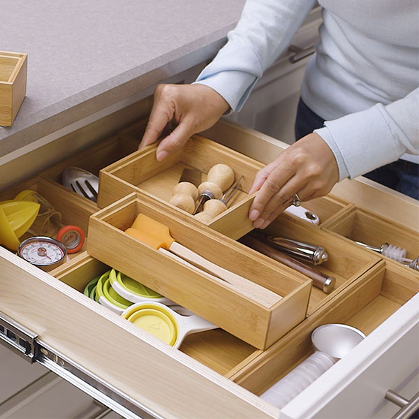 Choose Your Organizers - Stacking Organizers