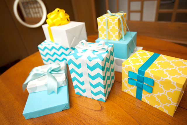 A Baby Shower Filled With Sunny Sentiments Container Stories