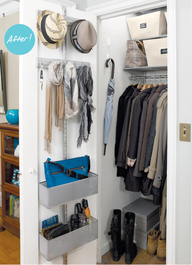 Coat Rack Wall Small Spaces Hooks
