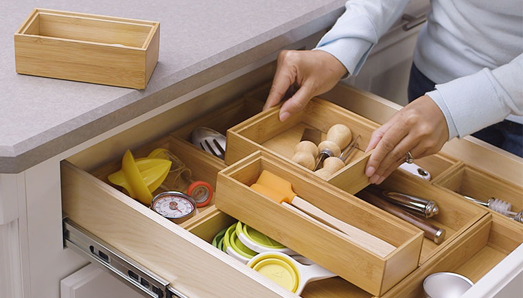 How To Organize A Utensil Drawer