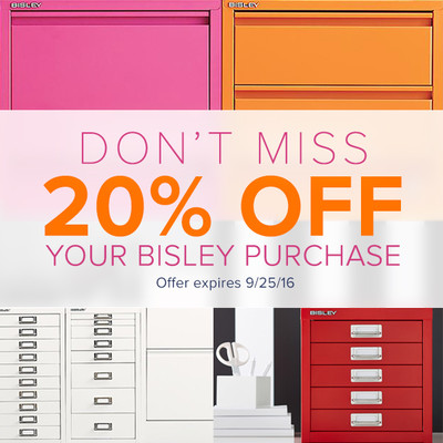 SHOP BISLEY NOW