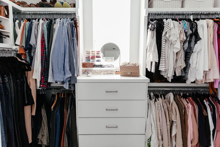 Bon 12 Easy Closet Organization Tips
