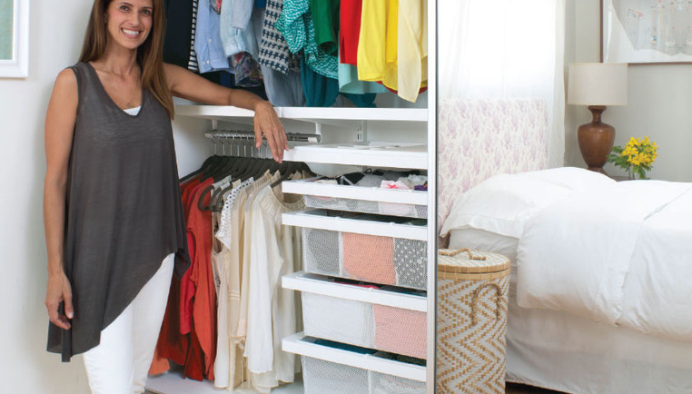 8 Tips For Small Space Organization & Maximizing Space