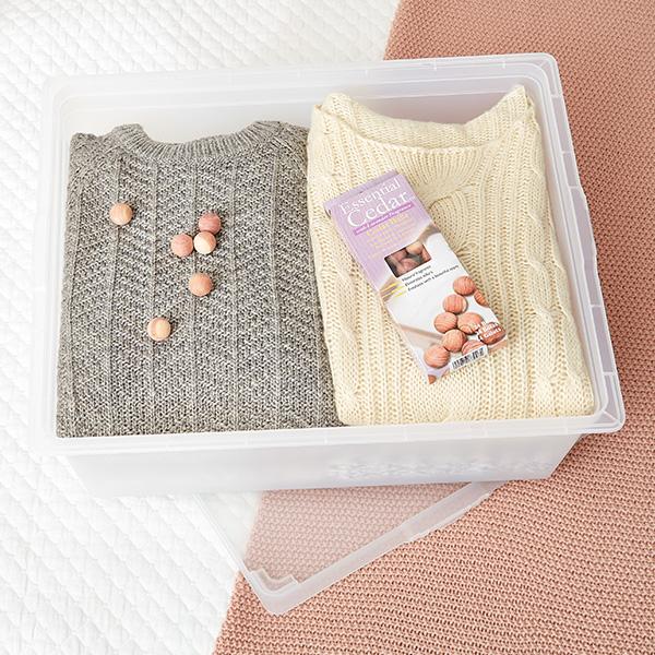 Step 4: Repel Fabric-Damaging Pests