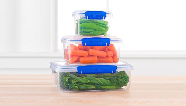 Food Storage Tips