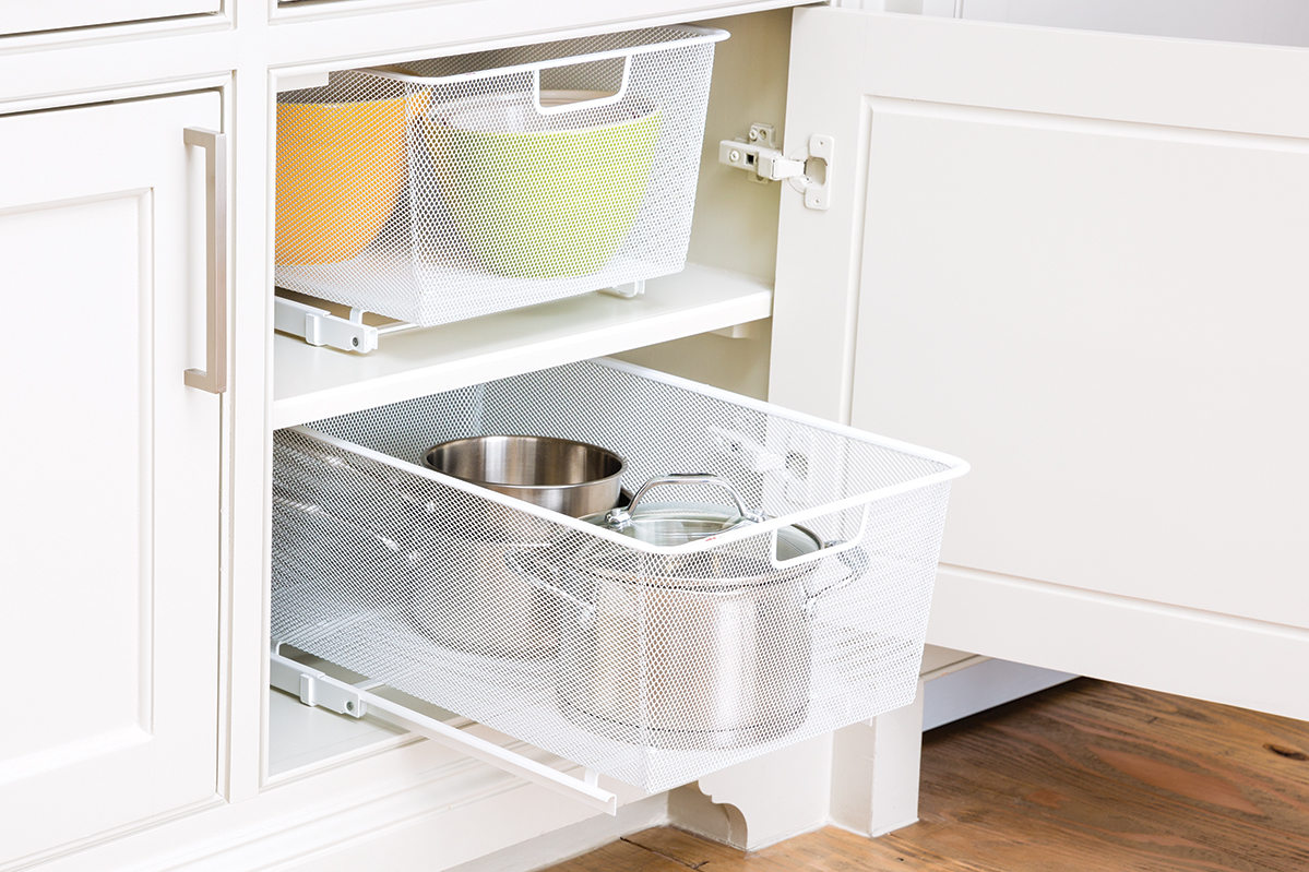 Kitchen Refresh Cabinets Container Stories