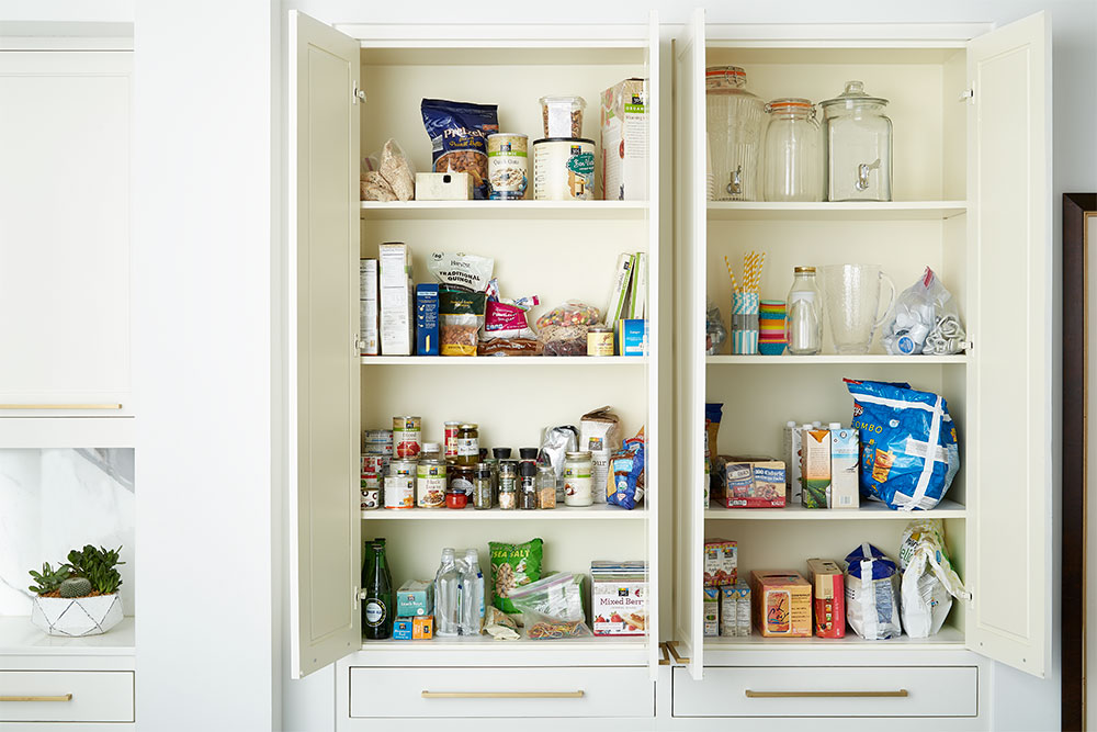 Getting Your Pantry Cabinet Organized Will Go A Long Way To Making Meal Prep Faster And Easier Like Most Organizing Projects You Re Going Want Have