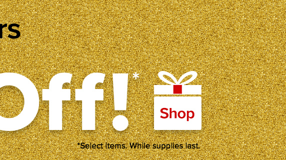 50% OFF Stocking Stuffers!