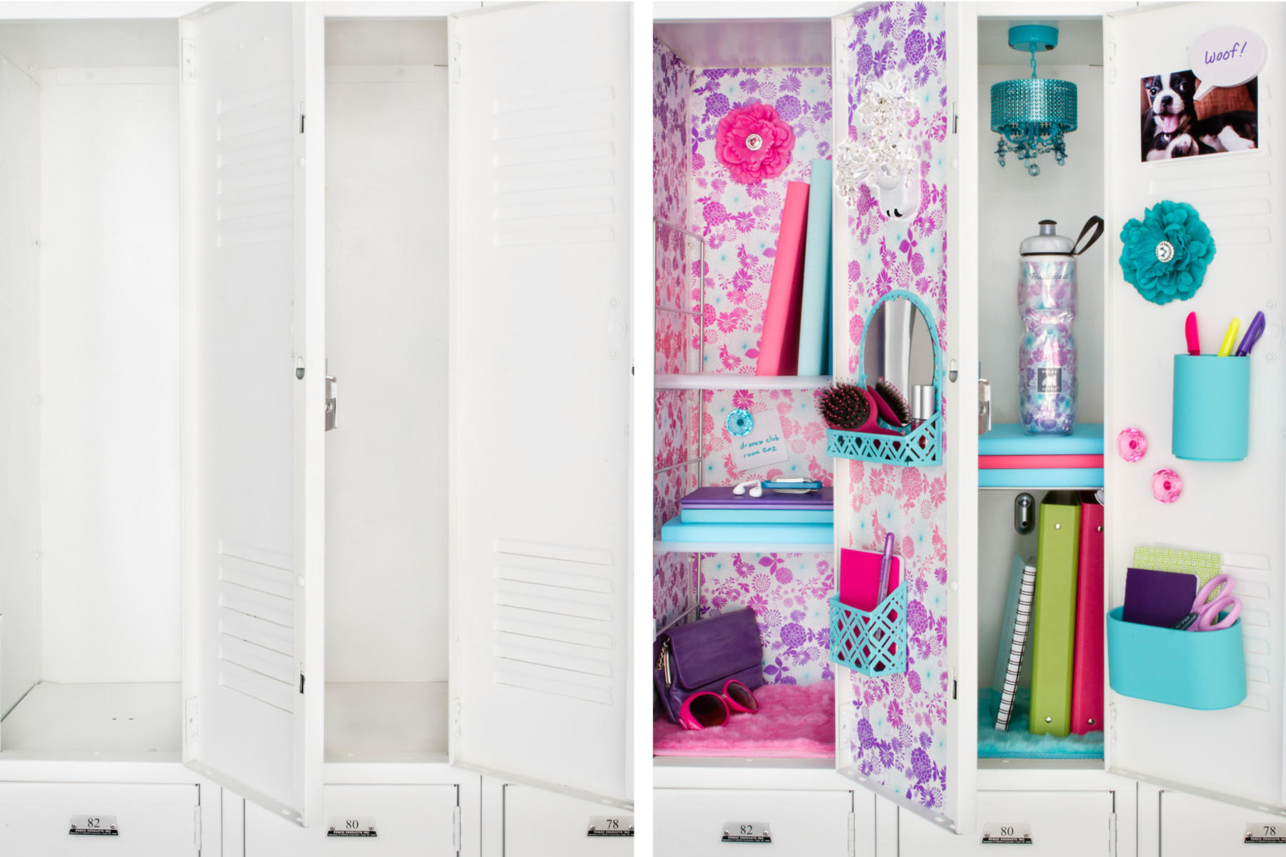 Glam it up girly container stories arubaitofo Image collections