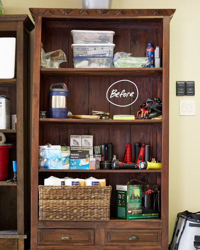 Basement Storage Ideas: Organizing A Texas-Sized Basement