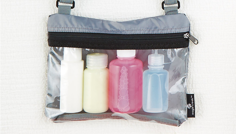 TSA-Friendly Travel Size Toiletries
