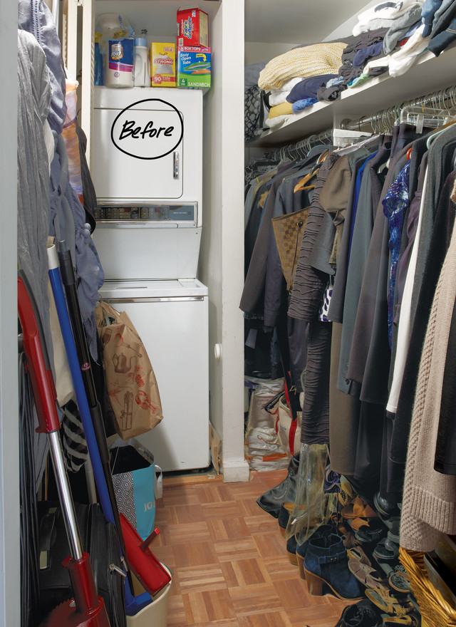 The Discovery Of This Hidden Treasure Was Part Of The Purging Process  During Laurieu0027s Recent Closet Makeover. An Overdue Process As Laurie  Recalls.