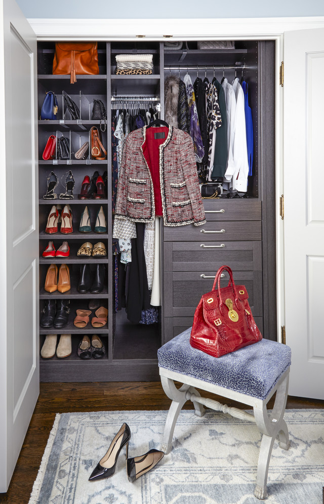 Emmy Had An Exact Design In Mind For What She Wanted Out Of This TCS Closet.  She, With The Help Of Our TCS Closets Designer, Courtney Lomonaco, ...