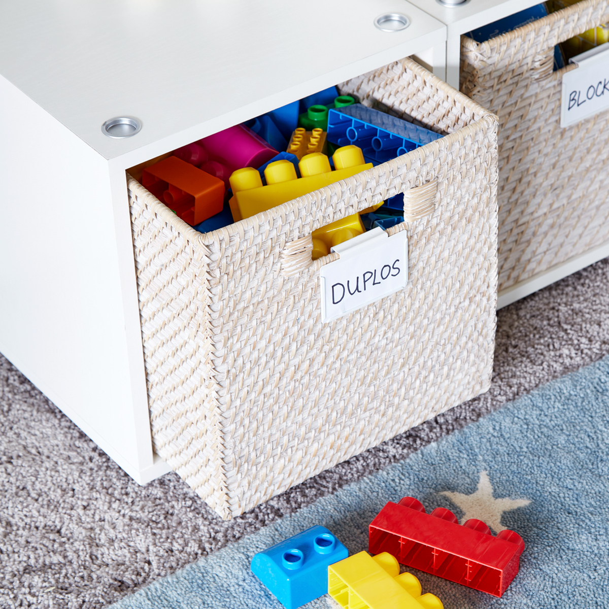 11 Tips For Keeping Kids Toys Organized: How To Organize Your Playroom