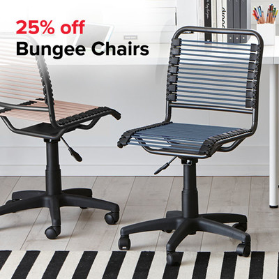 25% off Bungee Chairs