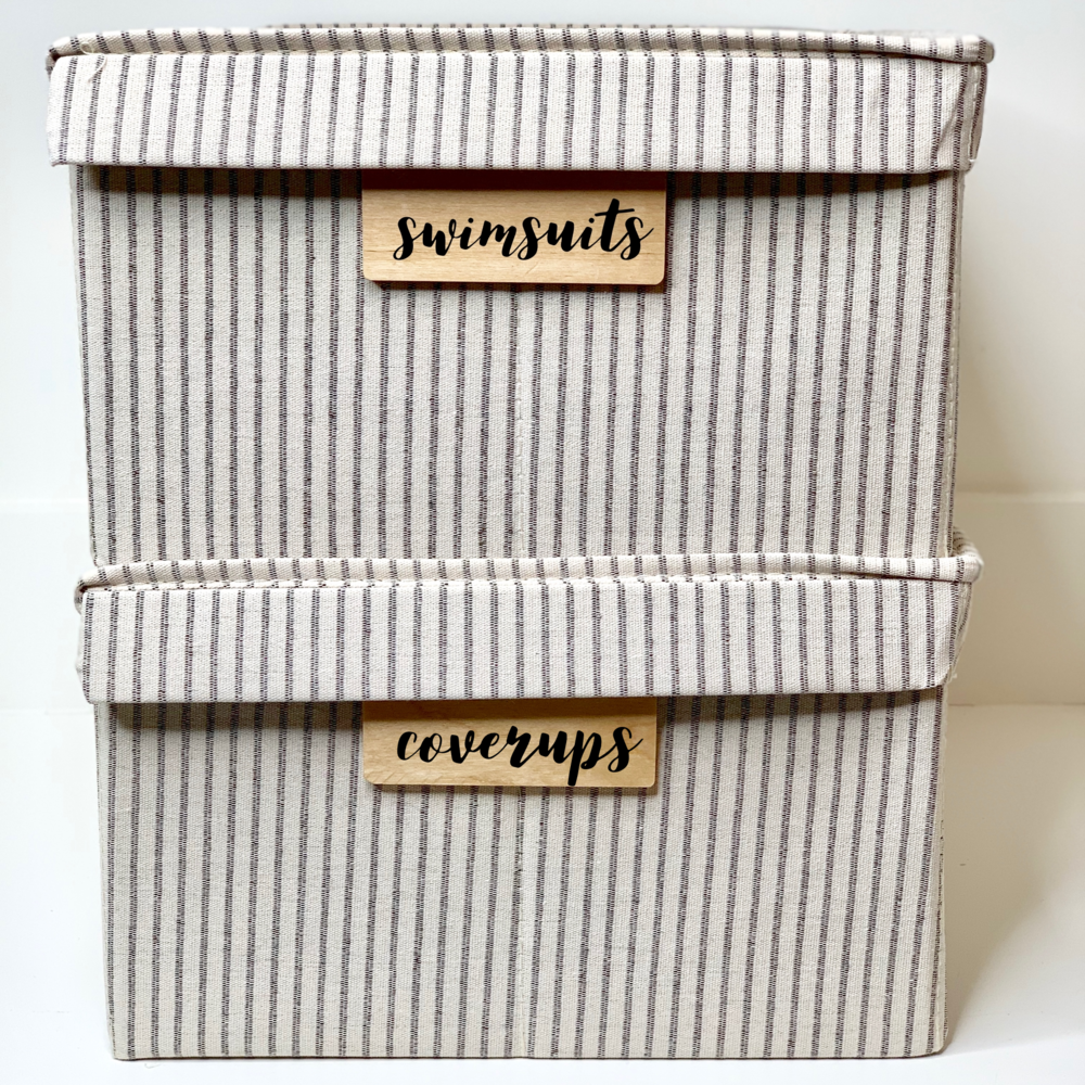 The Perfect Box For Storing Seasonal Clothes | Container Stories
