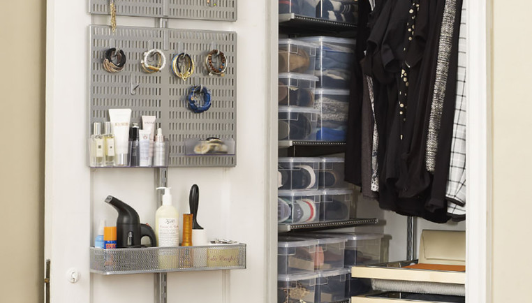 Tips & Ideas for Small Closets
