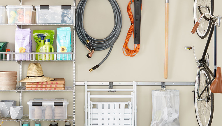 Storage Tips for Basement, Attic & Garage