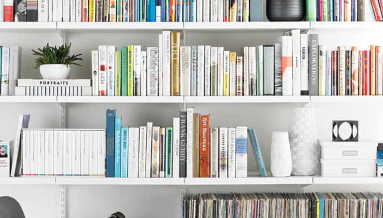 4 Simple Bookshelf Ideas