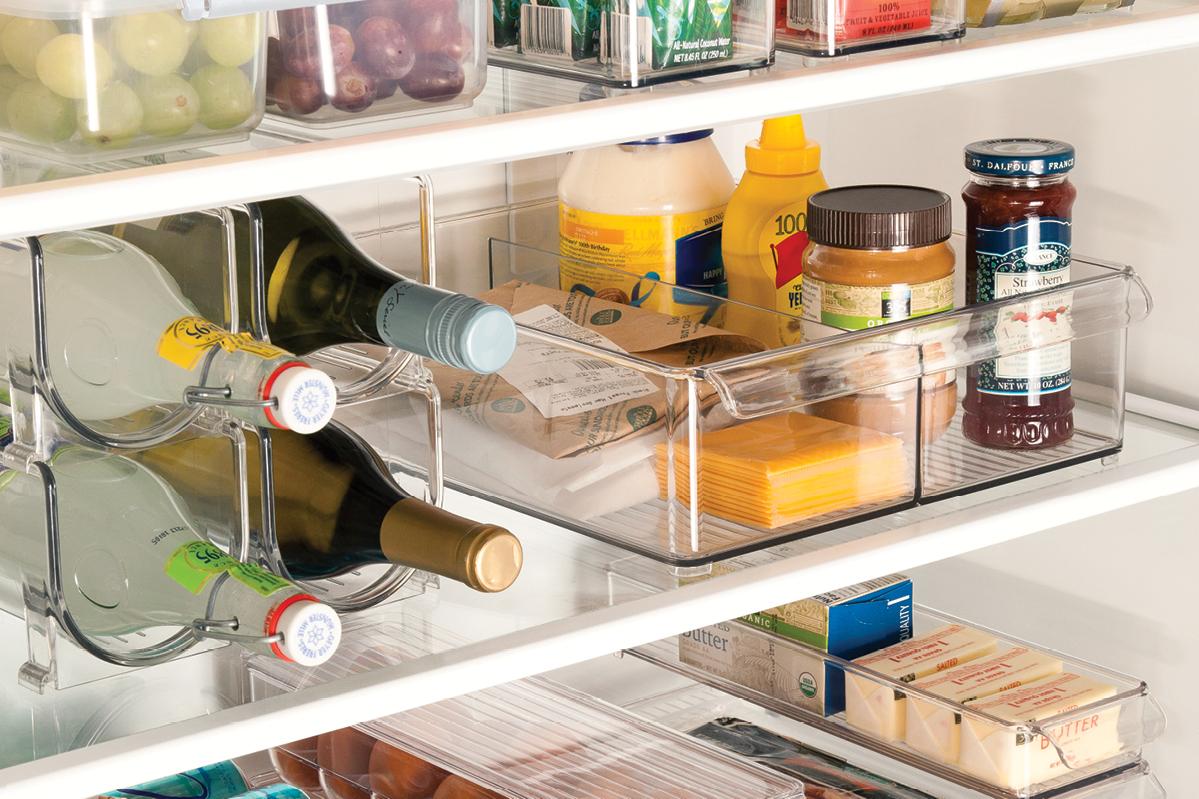 Kitchen Refresh Fridge Amp Freezer Container Stories