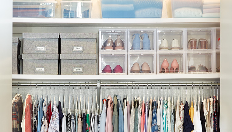 How To Maximize Space By Storing Seasonal Clothes